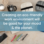 Sustainability at Work and On the Go