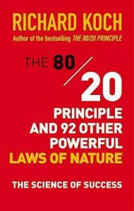 Book cover for Beyond the 80/20 Principle