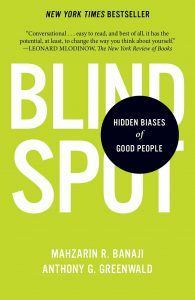 Book cover for Blind Spot