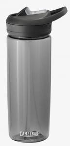 Camelbak grey plastic reusable water bottle