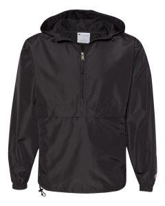 Champion black zip jacket