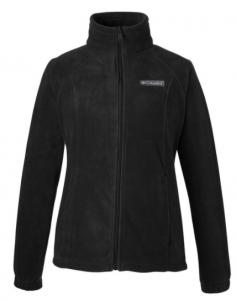 Colombia black fleece women's sweater