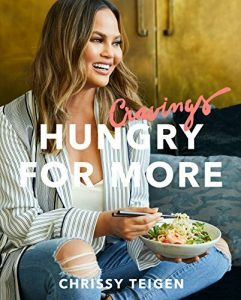 Book cover for Cravings: Hungry for More