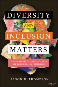 Book cover for Diversity and Inclusion matters