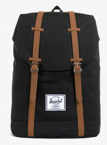 Herschel Computer Backpack in black