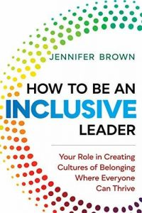Book cover for How to be an Inclusive Leader