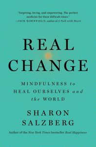 Book cover for Real Change