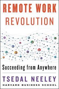Book cover for Remote Work Revolution
