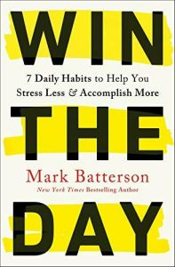 Book cover for Win the Day