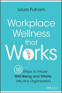 Book cover for workplace Wellness that Works