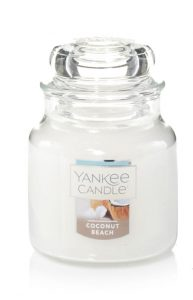 Yankee Candle Coconut beach candle