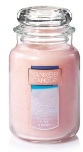 Yankee Candle Pink Sands candle
