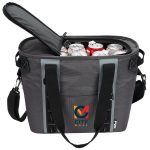 24 Can Cooler in grey
