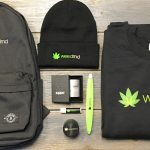 WeedMD Employee Kit with branded apparel