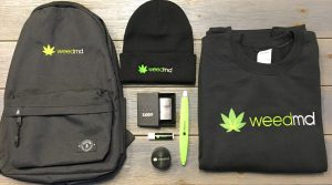 Weed MD employee kit