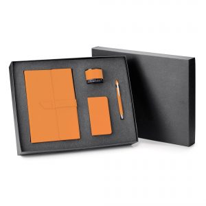 employee kit with notebook